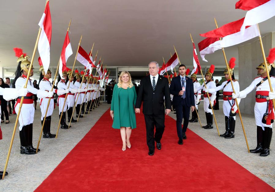 Analysis: Netanyahu's campaign advantage- Strutting on the world stage