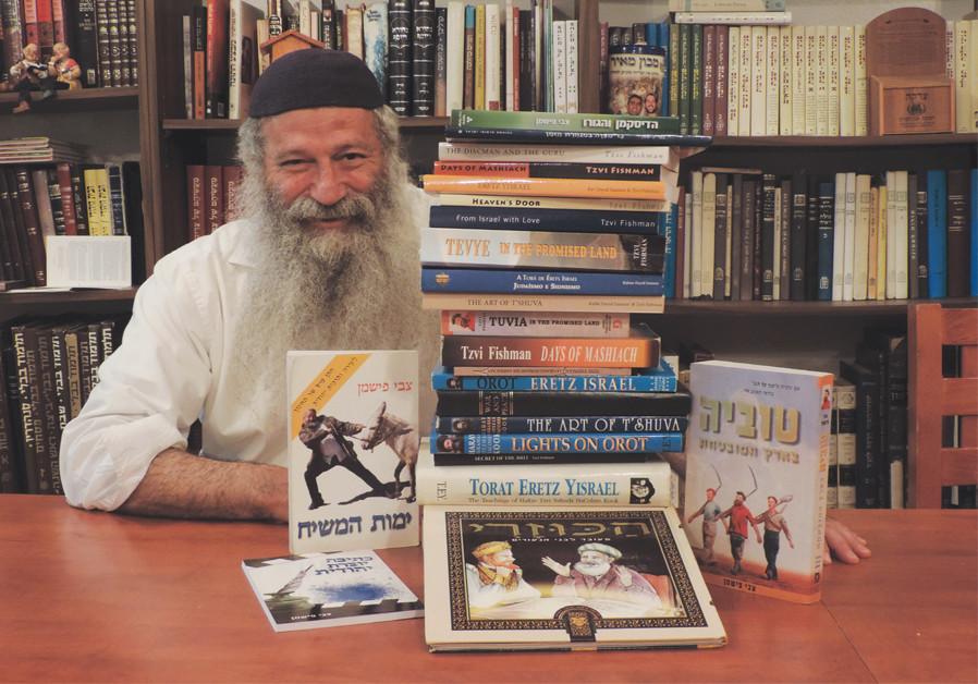 Why Tevye the Milkman made aliyah