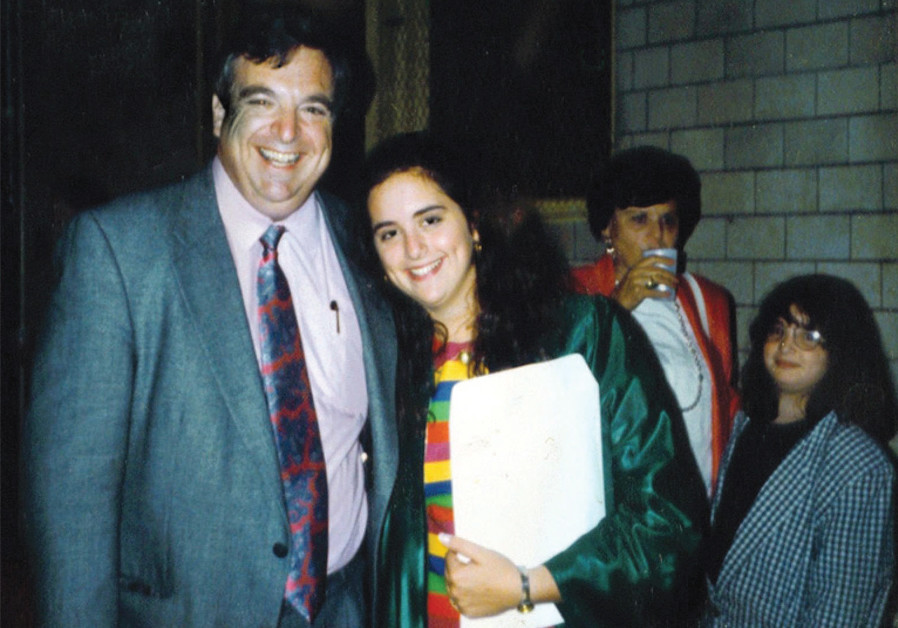 In new memoir, father seeks justice from terrorists who killed his daughter