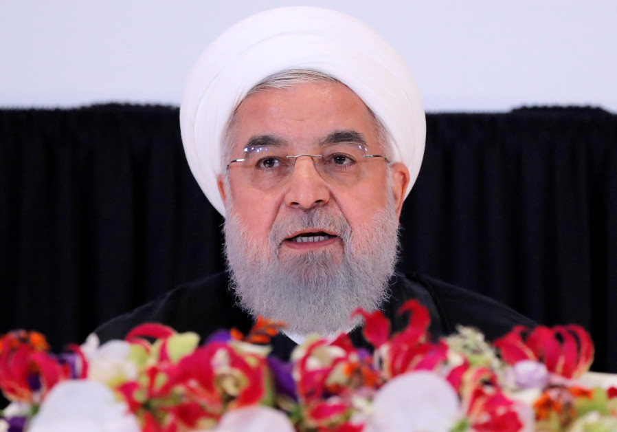 Rouhani: Iranian revolution is 'thriving' amid U.S. failure in Middle East