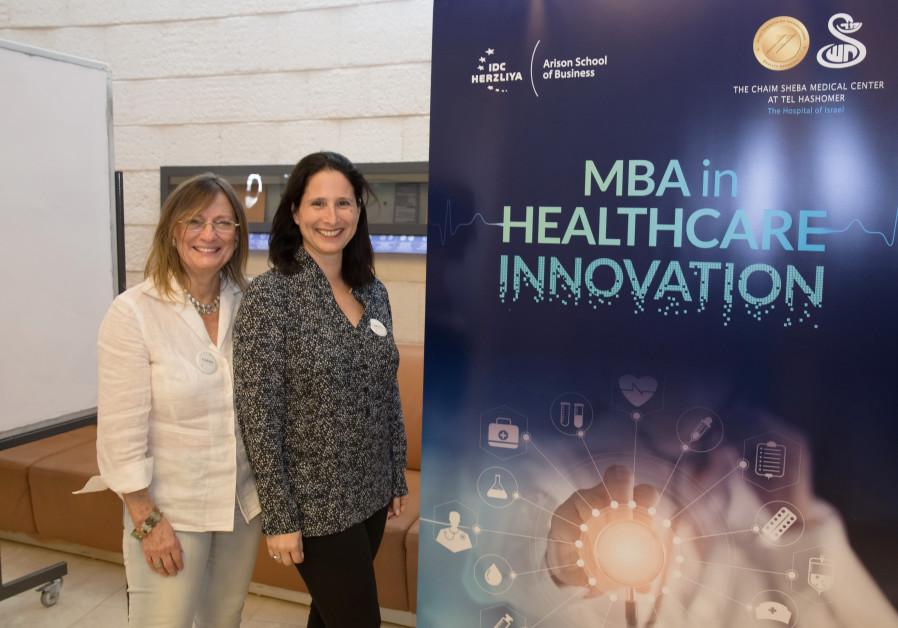 IDC Herzliya kicked off first new MBA program in Healthcare Innovation