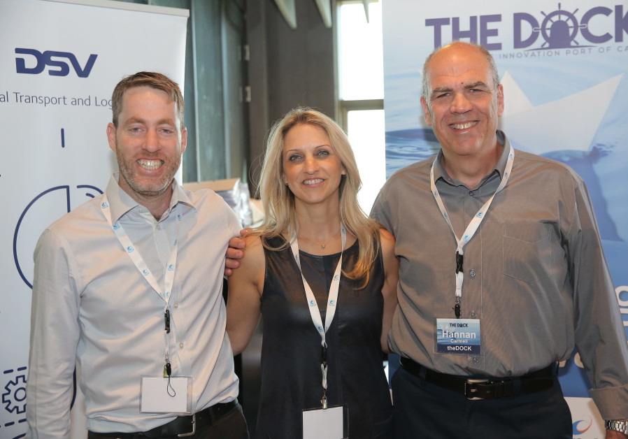 Start-up hub makes Israel port of call for maritime innovation