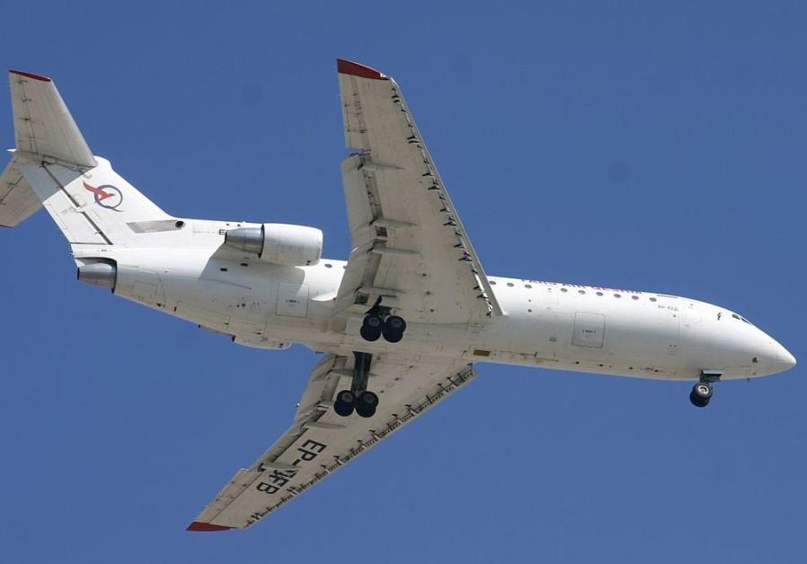 Suspicious Iranian cargo plane made 72 flights since September
