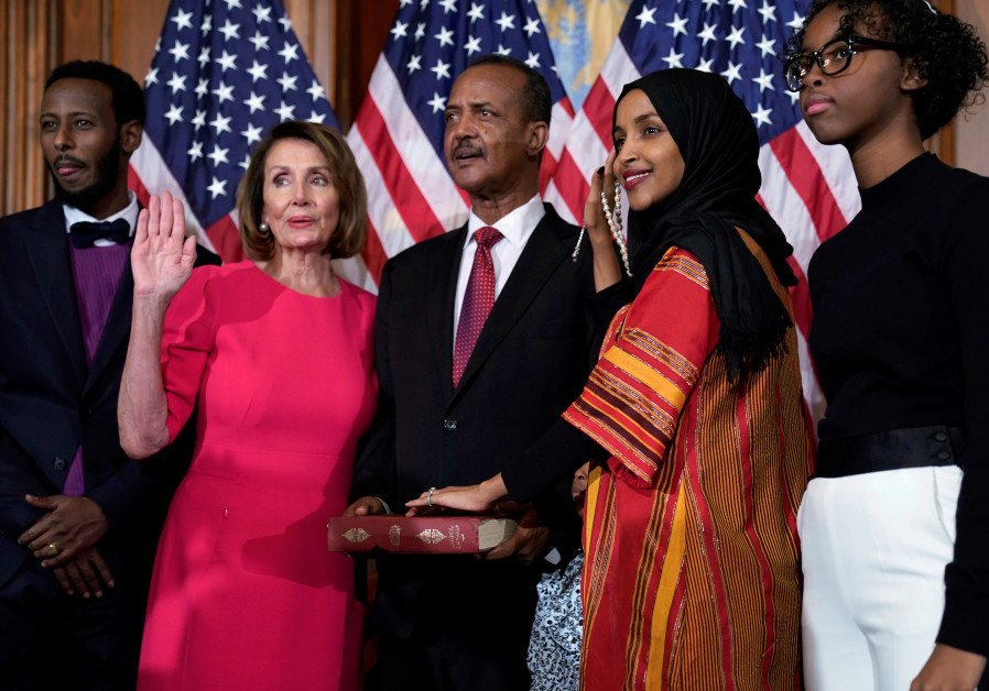 Ilhan Omar says she's the first refugee in Congress, but forgot these Jews
