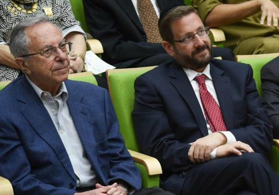 Remembering Moshe Arens: The Father of 'Anglo' politicians