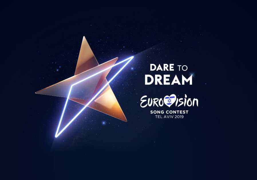 The logo for the 2019 Eurovision Song Contest in Tel Aviv