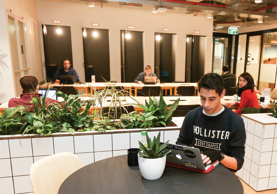 WeWork Jerusalem promotes coexistence through shared workspace