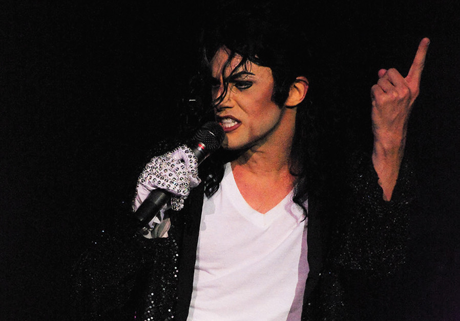 The Man in the mirror, a tribute to Michael Jackson in Israel