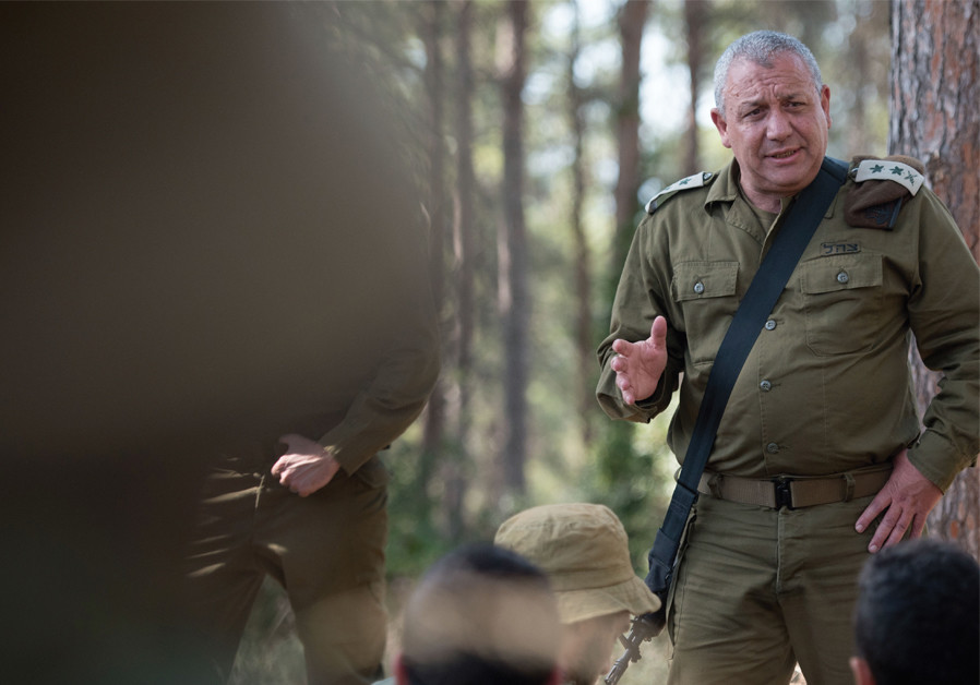 Outgoing IDF Chief of Staff Gadi Eisenkot - A look back