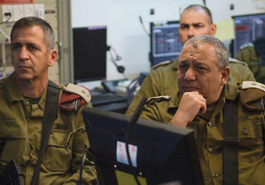 Eisenkot: Israël a trouvé tous les tunnels du Hezbollah infiltrant du Liban