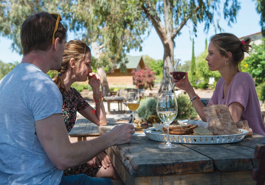 Wine Talk: Paradise on the Golan