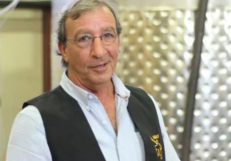 Asaf Kedem, father, grower, winemaker and founder of Assaf Winery and the Kedem Wine Village (Courtesy