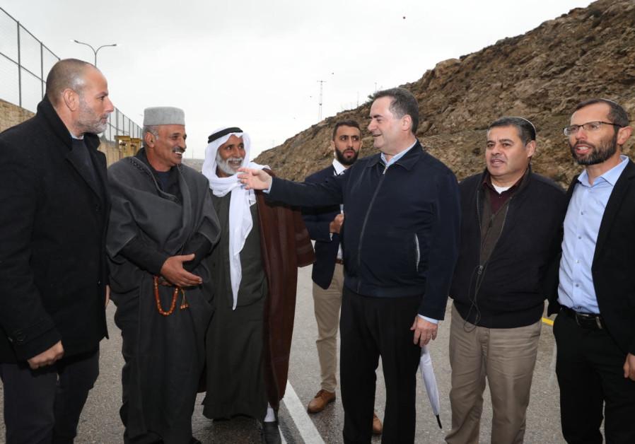 Israel advances E1 settlement project, opens new West Bank road
