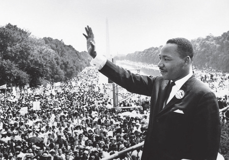 MLK honored by American Zionist Movement