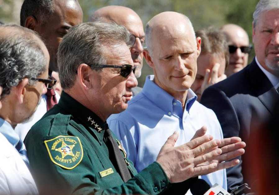 Sheriff Scott Israel: I will be suspended over school shooting