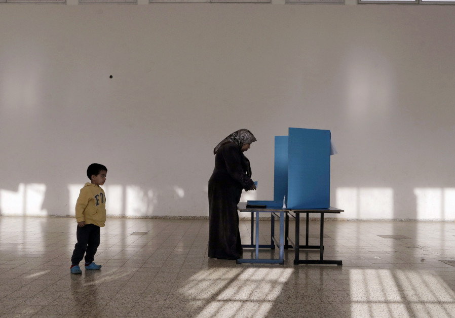 For Arab voters, it's 'Anyone but Bibi'