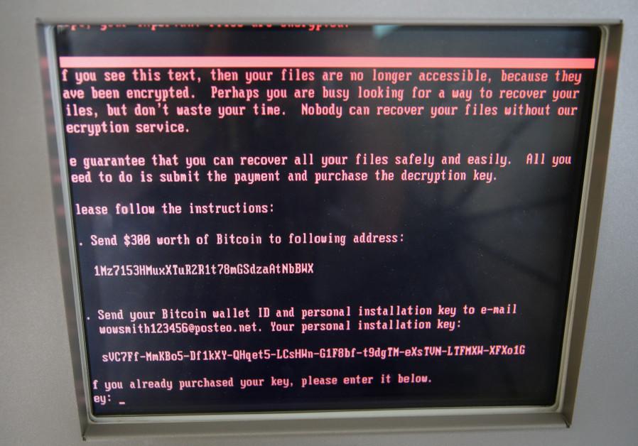 Hacker attacks major Israeli websites, temporarily shutting them down