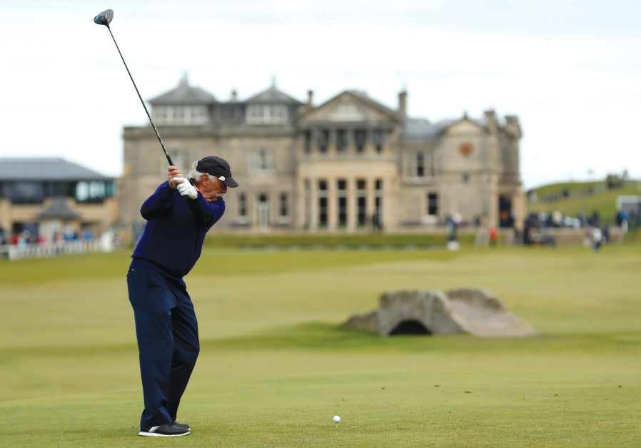 WILL YOU play golf when you retire?