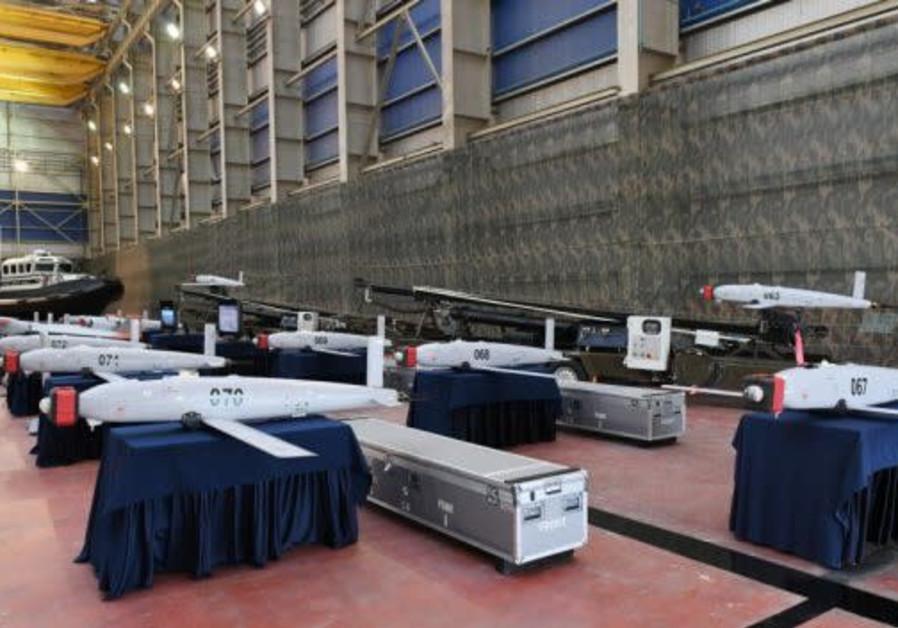 SkyStriker suicide drones sold by Elbit Systems to Azerbaijan