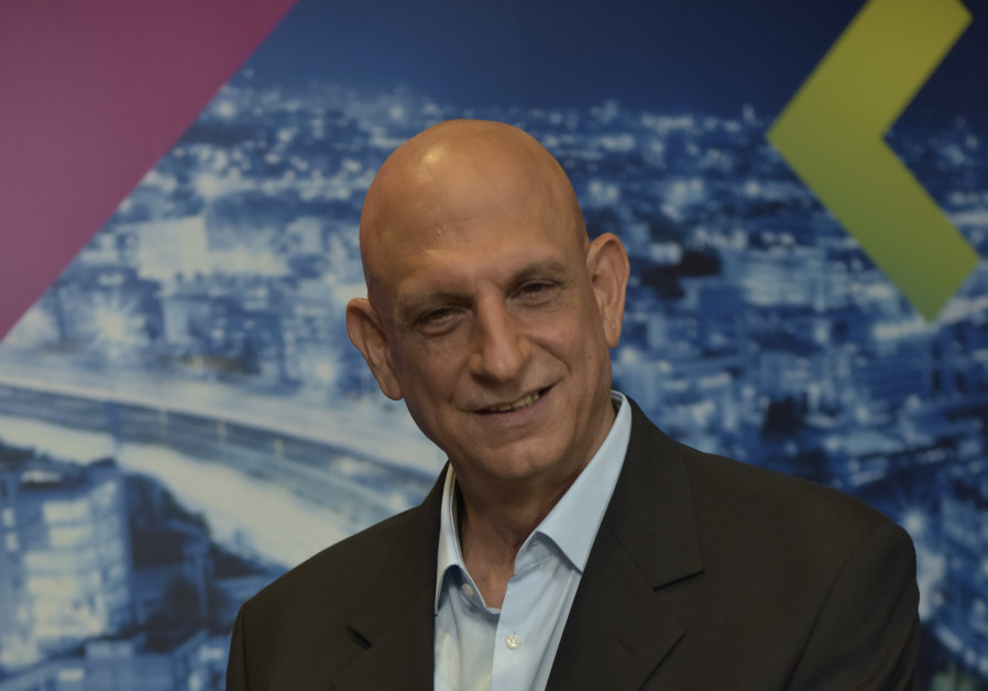 Israel Innovation Authority CEO Aharon Aharon