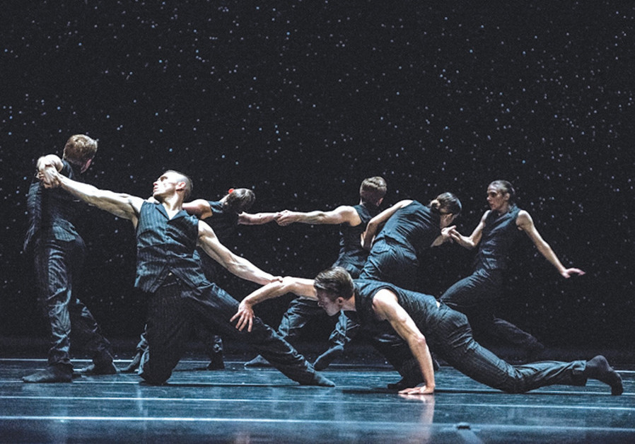 BALLET BC performs Saturday at the Suzanne Dellal Center as part of the CanaDanse festival
