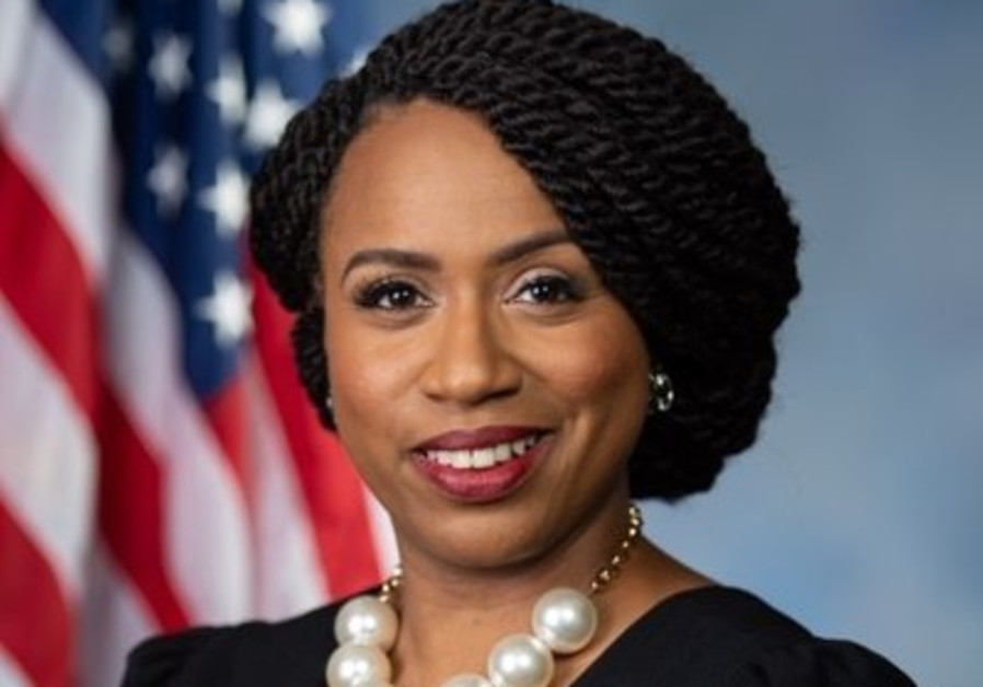 Democratic Congresswoman Massachusetts Rep. Ayanna Pressley
