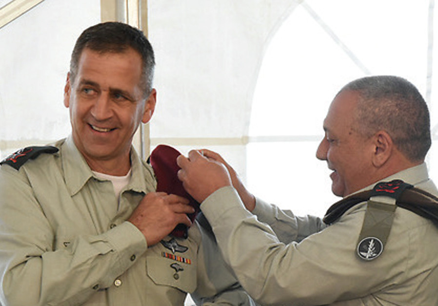 If IDF hit Syria, are daytime strikes army chief Kochavi's new strategy?