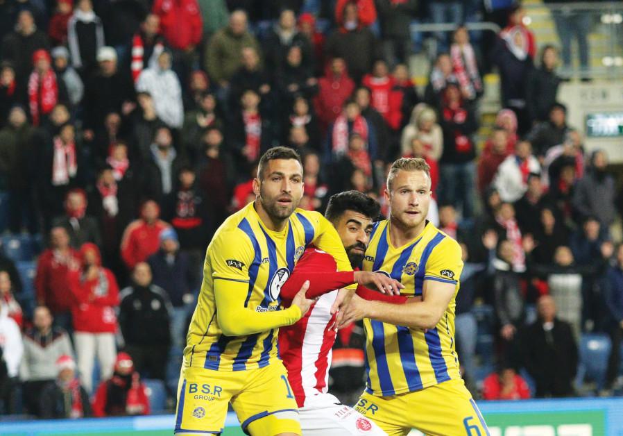 Maccabi Haifa continues to climb up table