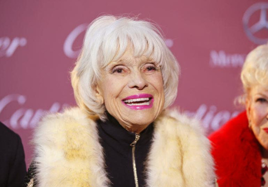 'Hello Dolly!' Actress Carol Channing dies at 97