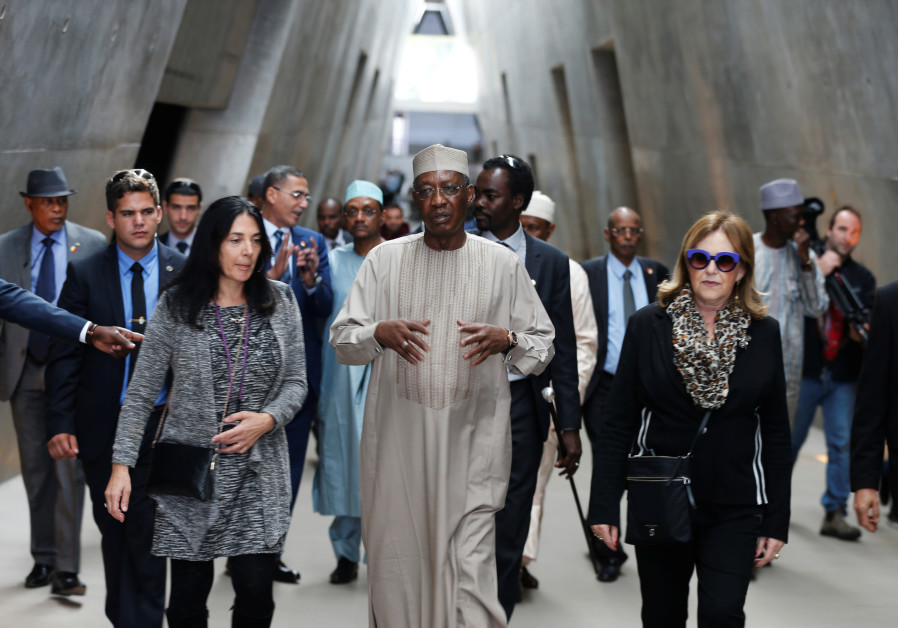 Netanyahu announces official visit to Chad to renew ties