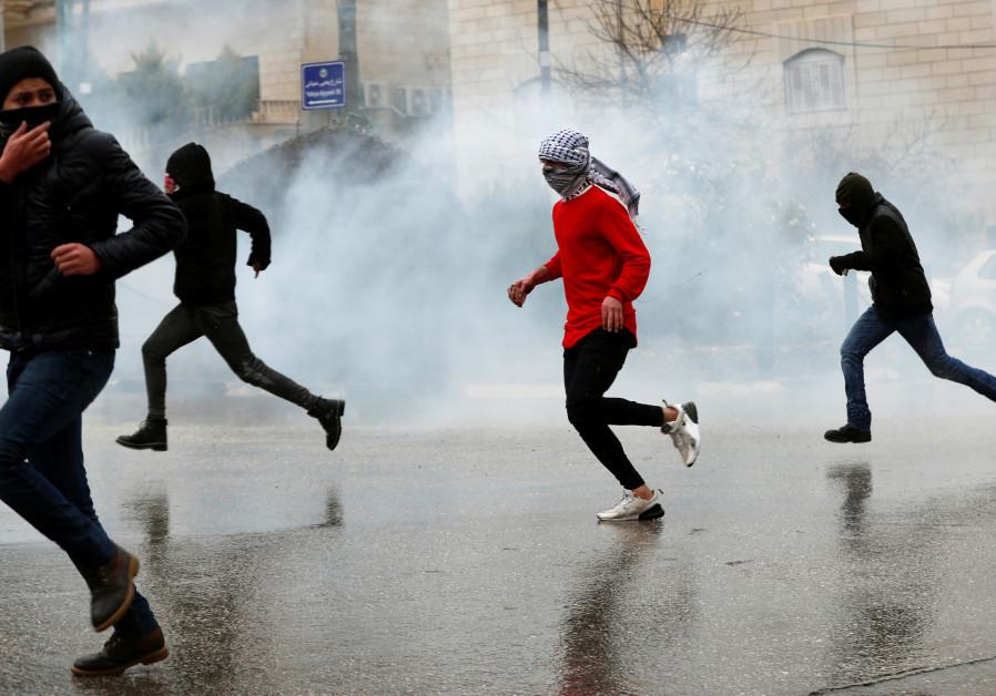 B'Tselem says 290 Palestinians killed by IDF fire in 2018