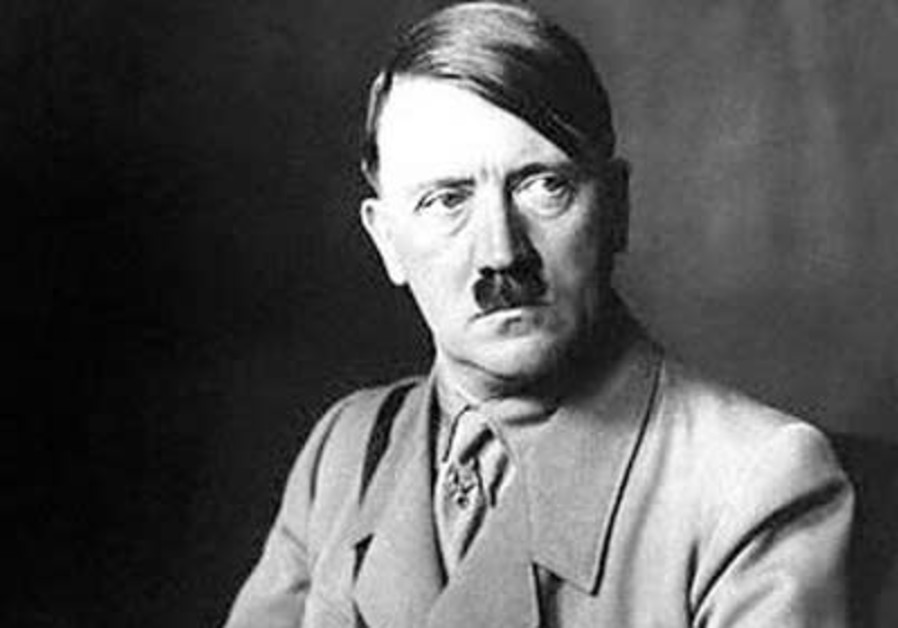 Hitler's 'suicide note' up for sale