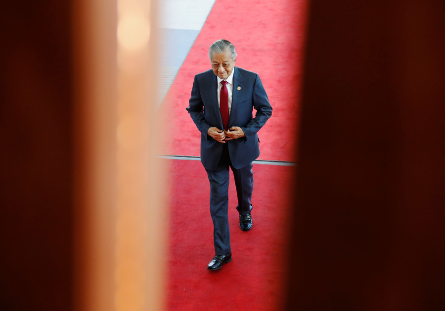 Malaysian PM says ban of Israeli athletes is not antisemitism
