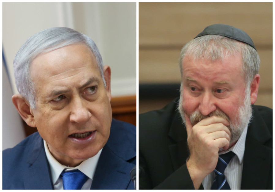 Over Half of Israelis Say Netanyahu Should Resign If A-G Moves to Indict