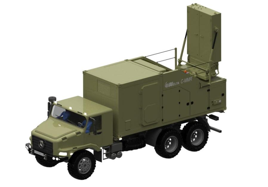 Compact Multi Mission Radar.