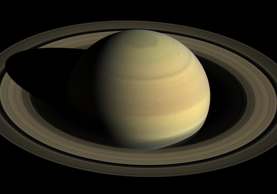 Saturn's Rings are relatively young, studies reveal