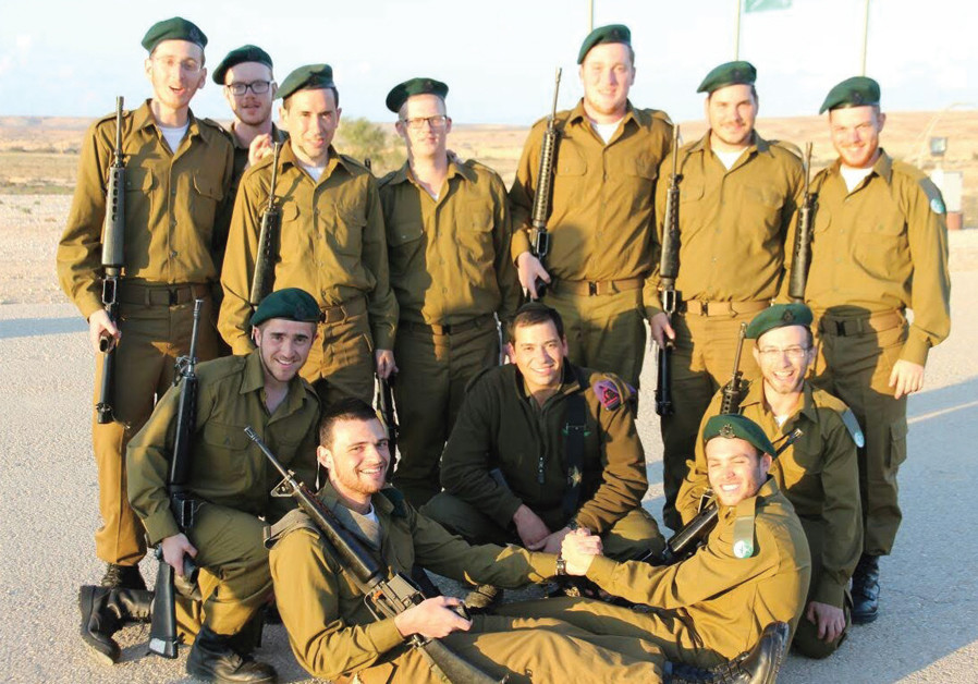 WE NEEDED to address the needs of haredi boys who want to remain in an environment of serious Torah study, but at the same time do significant army service, contribute to their country and prepare for life after the army with the ability to support their families.' (Courtesy)
