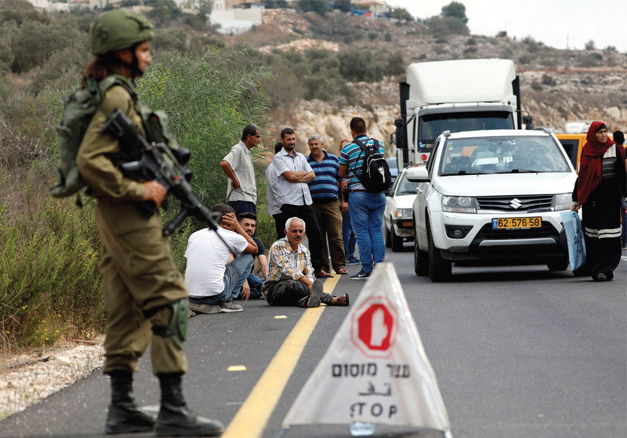 Palestinians killed 5 minutes after crashing into IDF car - B'Tselem