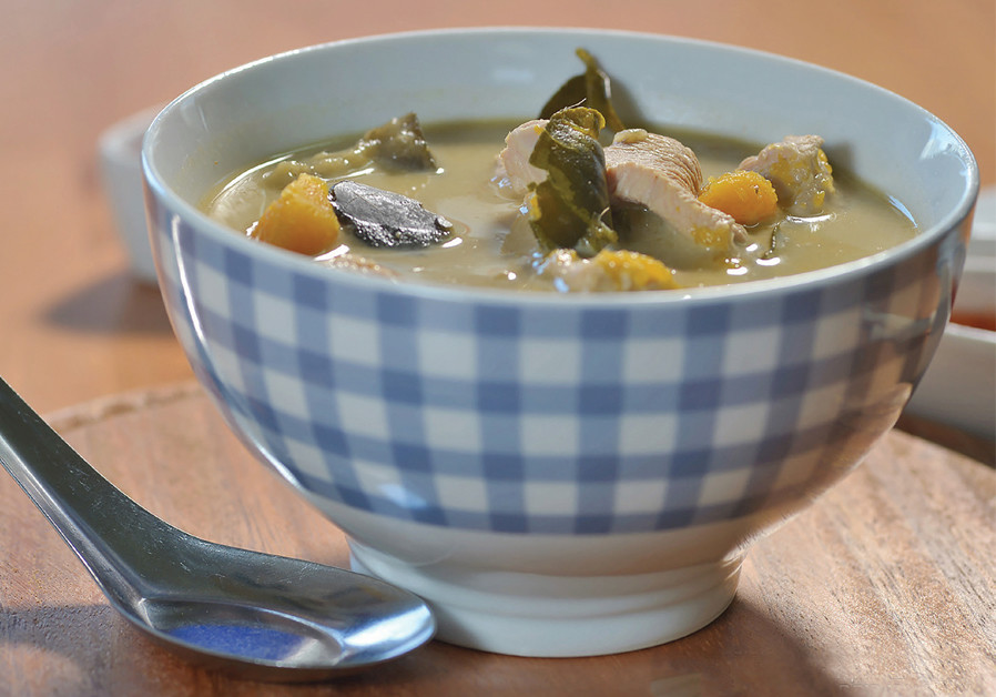 Hssoua Moroccan Soup (Bleeker Bakery). (Courtesy)
