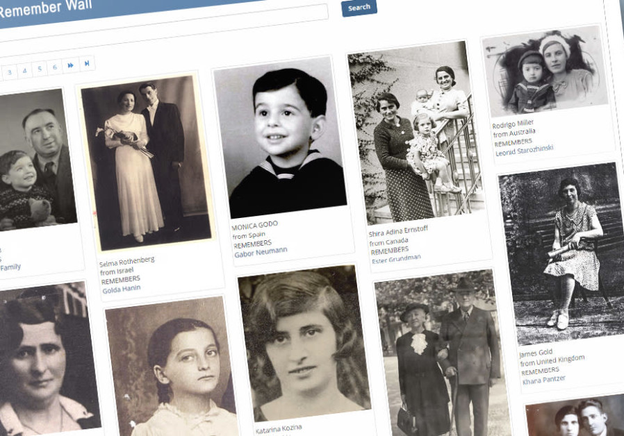 Yad Vashem launches Facebook campaign to remember Holocaust victims