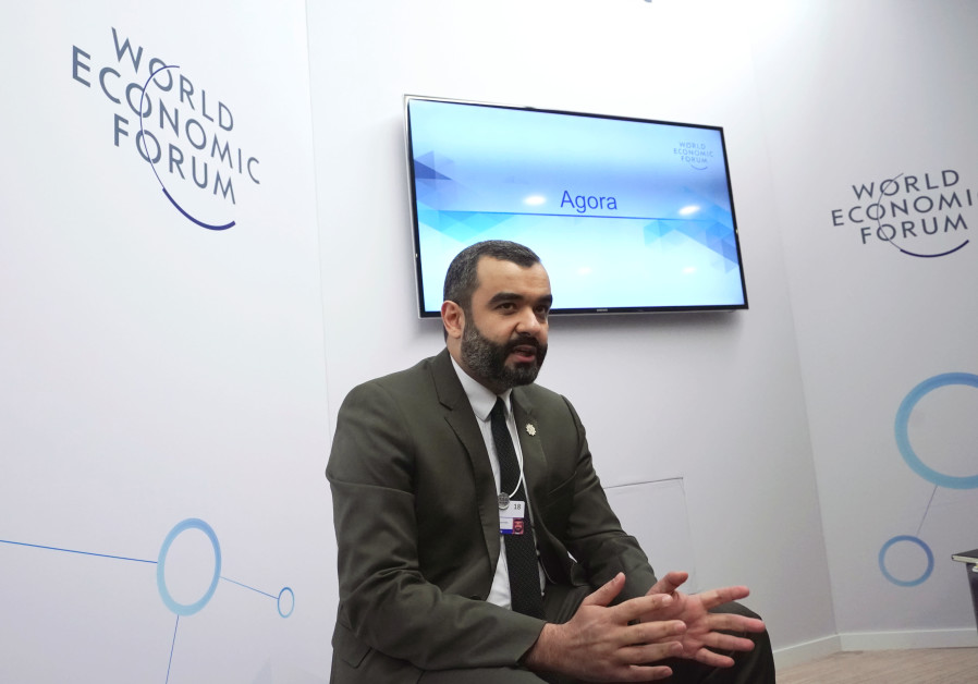 At Davos, Saudis push business ties to distract from Khashoggi murder