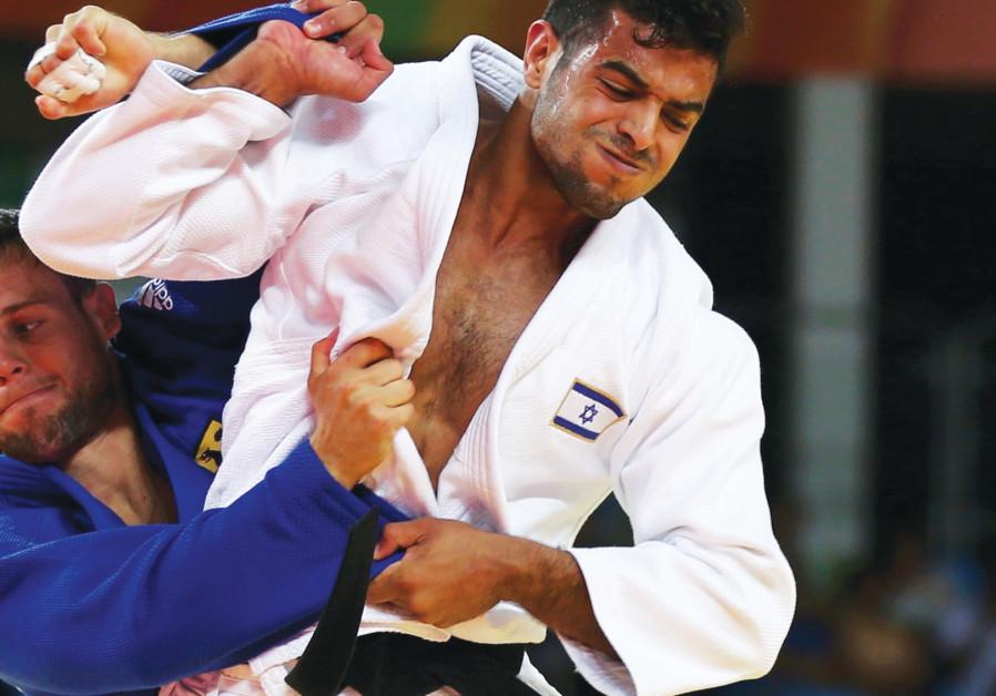Marquee Judo Grand Prix hits Tel Aviv