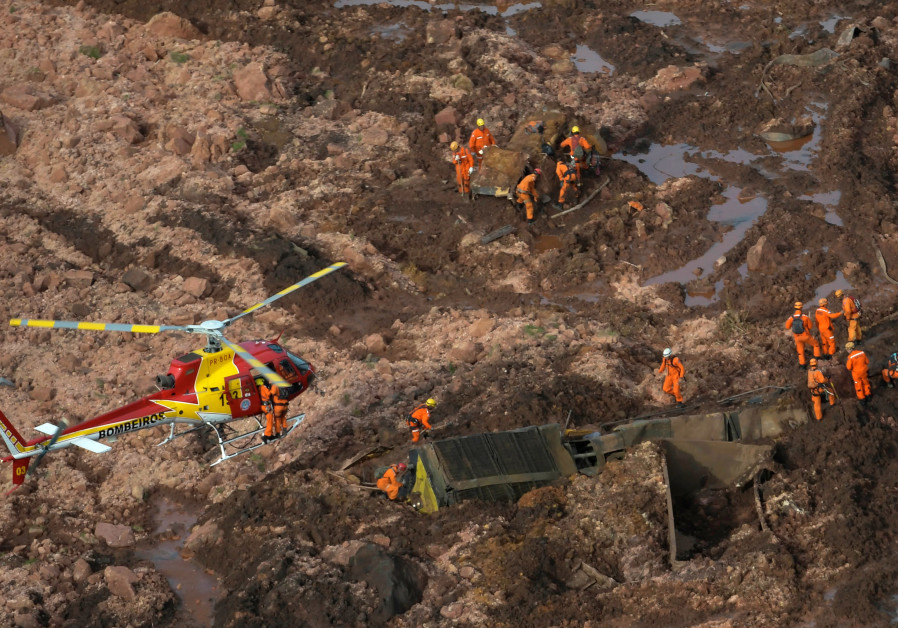 Death toll reaches 58 in Brazil dam collapse