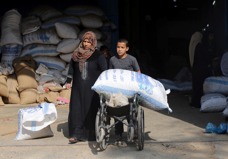 U.N. signs agreement with Qatar for one-time $20 million grant for Gaza