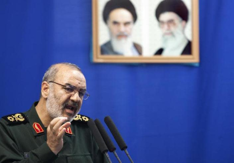 Ayat. Khamenei appoints Gen. Salami as new IRGC chief commander