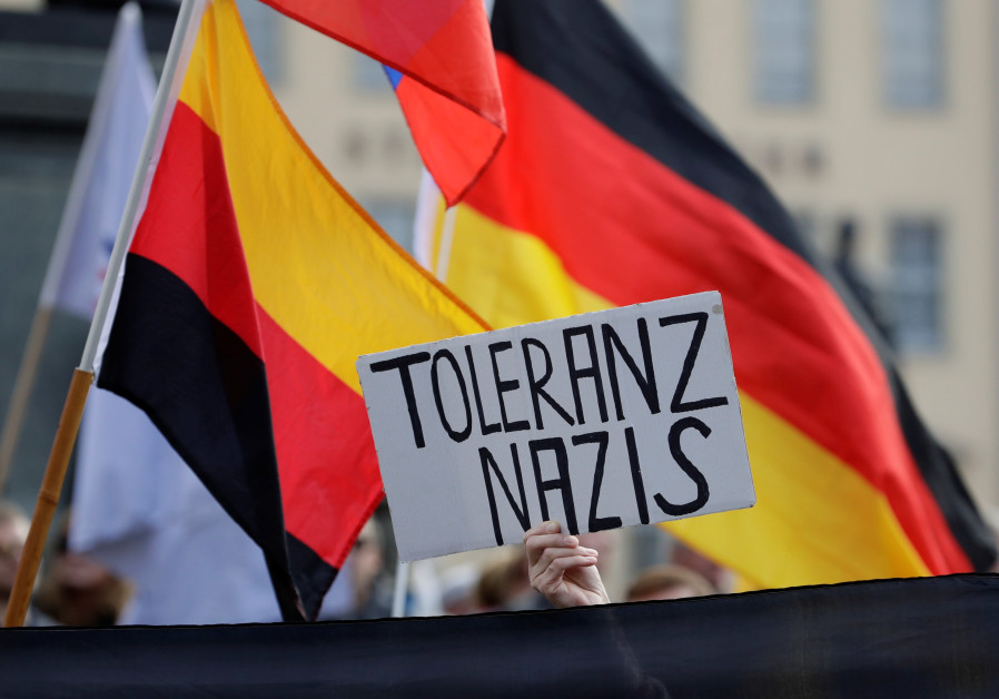 German city of Dresden declares 'Nazi emergency'