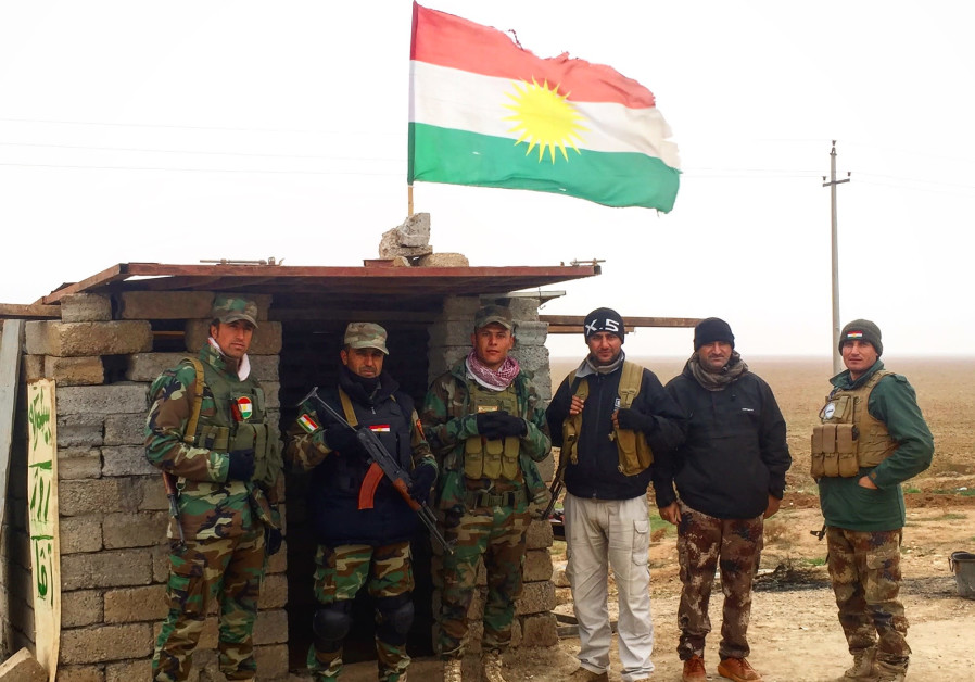 Iraqi Kurdish Peshmerga, in a photo taken in 2015.