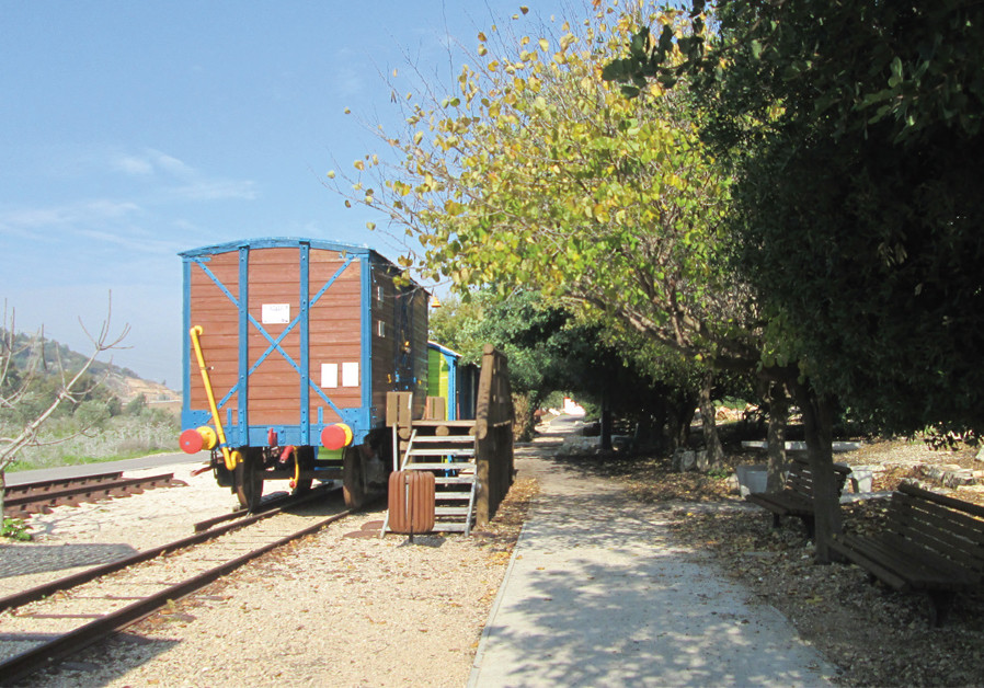The train to the east