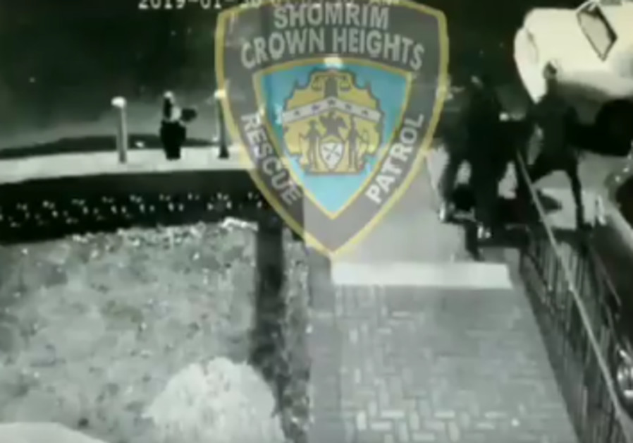 New York Jewish Resident Brutally Beaten By Assailants In Brooklyn