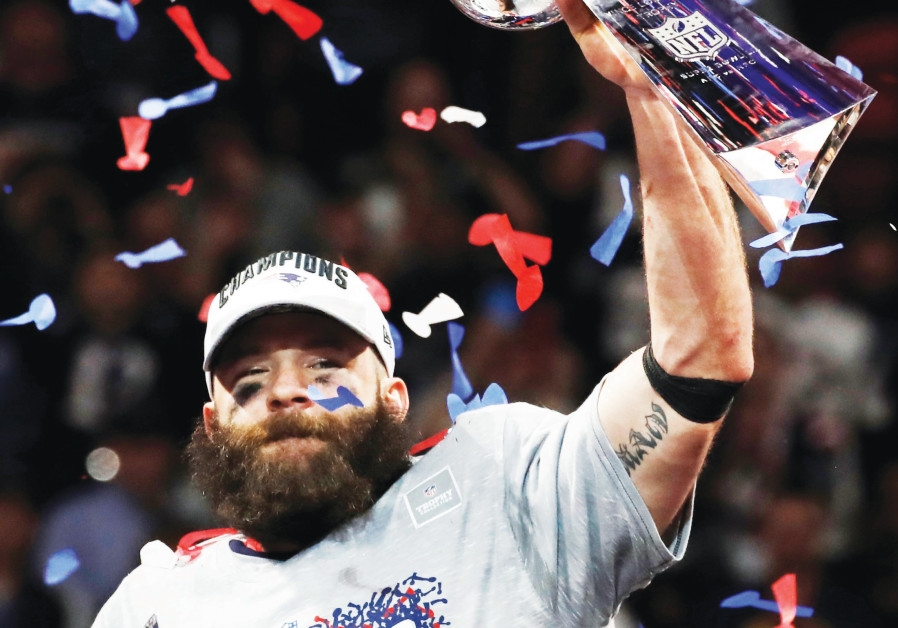 Is Super Bowl MVP Julian Edelman the best Jewish football player ever?